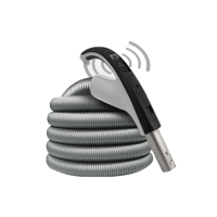 Zentralstaubsauger Schlauch Wireless