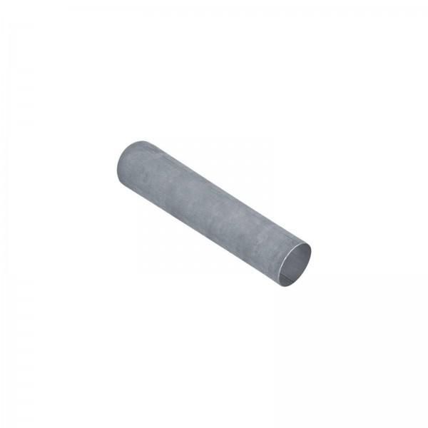 2 Zoll Abluftrohr aus Metall 120 cm